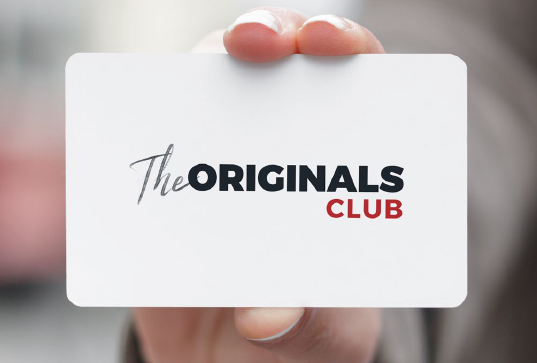 carte membre The Originals